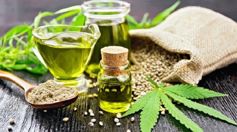 hemp oil vs CBD