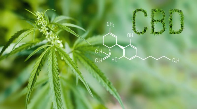 The Legal Use of CBD